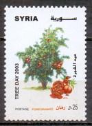 Syria 2003 Tree Day (1v) MNH (M-338)