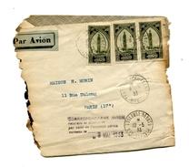 !!! LETTRE RESCAPEE DE L'ACCIDENT DE CANTA DEL GAT DU 9/5/1933, VOL CASABLANCA - TOULOUSE - Crash Post