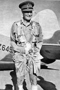 Militaria WW2 -  Lieutenant-Général Sir Alan Cunningham, Cdt La 8° Armée En 1941 - 1939-45