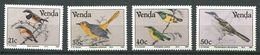 196 VENDA 1991 - Yvert 217/10 - Oiseau - Neuf ** (MNH) Sans Trace De Charniere - Venda