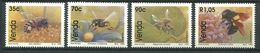 196 VENDA 1992 - Yvert 237/40 - Insecte Abeille - Neuf ** (MNH) Sans Trace De Charniere - Venda