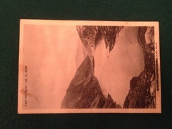 Cartolina  Lago Dell'Agnel Alt M.2428 Valle Roja Viaggiata Timbro Posta Militare - Imperia