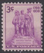 !a! USA Sc# 0837 MNH SINGLE - Northwest Territory Sesquicentennial