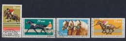 DDR/East Germany/Allemagne Orientale 1974 Mi: 1969-1972 Yt: 1651-1654 (Gebr/used/obl/o)(1804) - Used Stamps