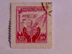 CORÉE DU SUD  1955 LOT # 2 - Corée Du Sud