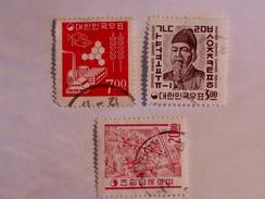 CORÉE DU SUD  1962-66  LOT# 4 - Corée Du Sud