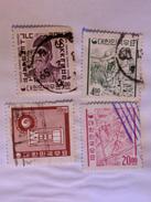 CORÉE DU SUD  1962-66  LOT# 5 - Corée Du Sud
