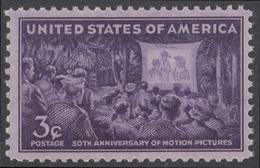 !a! USA Sc# 0855 MNH SINGLE - Baseball Centennial