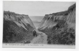 ENVIRONS DE CALAIS - LE CRAN D' ESCALLES - N° 58 - CPA NON VOYAGEE - Calais