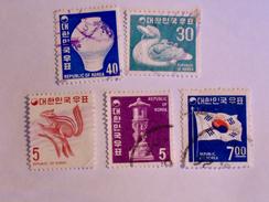 CORÉE DU SUD  1968-74  LOT# 10 - Corée Du Sud