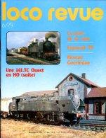 Loco Revue - 6/79 - Juin 1979 - N° 406 - French