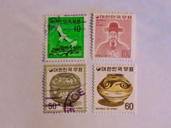 CORÉE DU SUD  1975-79  LOT# 11 - Corée Du Sud