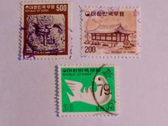 CORÉE DU SUD  1977-79  LOT# 12 - Corée Du Sud