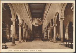 °°° 3000 - LUCCA - BASILICA DI S. FREDIANO - INTERNO - 1935 °°° - Lucca