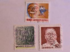 CORÉE DU SUD  1981-96  LOT# 19 - Corée Du Sud