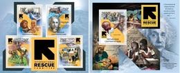 Centrafrica 2012, Itern. Rescue Commitee, Einstein, 4val In BF+BF