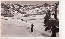 AK Steinernes Meer Mit Funtenseetauern, Selbhorn U. Schönfeldspitze - 1954 (28054) - Berchtesgaden