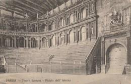 6248 Lc.  Parma - Teatro Farnese - Veduta Dell' Interno - 1914 Per Sassuolo - Small Format - Parma