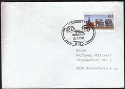 Germany Gangelt 1980 / Philatelic Meeting / Trains, Railway