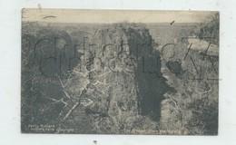 Victoria Falls (Zambie) : Bridge From The Hotel Ein 1909 PF. - Zambia