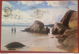 MALAYSIA - PANTAI TANJUNG TEMBELING BEACH, KUANTAN - Malesia