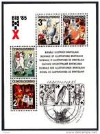 CSSR 1985 Block Mi. 66 Yv. 70 Postfrisch MNH**