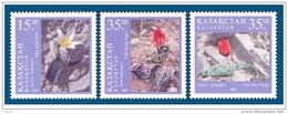 Bloc Sheet  Fleurs Flowers Neuf MNH *** Kazakhstan 1997