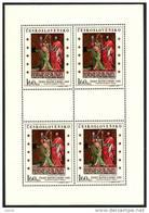 CSSR 1967 Kleinbogen Mi. 1752 Yv. 1605 Postfrisch MNH** - Blocchi & Foglietti