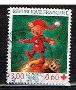 FRANCE /Oblitérés/Used/1998 - Au Profit De La Croix Rouge - Usados