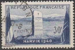 France 1952 N° 922 Marvik 1940 (D6) - Frankreich