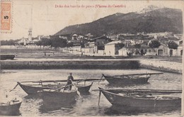POSTCARD PORTUGAL VIANA DO CASTELO - BOATS - Viana Do Castelo