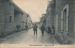 G84 - 51 - TOURS-SUR-MARNE - Marne - Rue Du Bureau - Autres Communes