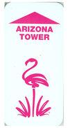 Flamingo Casino Hotel Room Key Card - Cpi 2020139 On Reverse