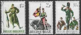 Belgium SG1896-1898 1964 50th Anniversary Of German Invasion Of Belgium Set 3v Complete Good/fine Used [33/28725/6D] - Belgium