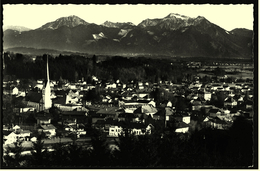 Prien Am Chiemsee  -  Mit Hochfelln / Hochgern  -  Ansichtskarte Ca.1962    (7054) - Chiemgauer Alpen