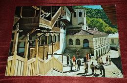 ROSTUSHA, MACEDONIA- MONASTERY OF ST. JOHN BIGORSKI, ROSTUŠE - Macedonia