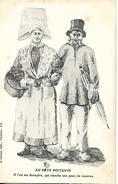Au Pays Poitevin - Personnages