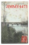 CPA - Paysage D' Hiver Au Pont De Crévecoeur En 1908 à LA CROIX SAINT LEUFROY ( Arr. Les Andelys ) 27 Eure - Phot. A. L. - Les Andelys