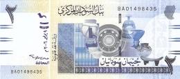 SOUDAN   2 Pounds   9/7/2006   P. 65a   UNC - Soudan