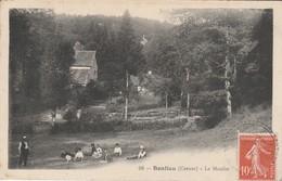 23 - BONLIEU - Le Moulin - Francia