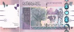 SOUDAN   10 Pounds   9/7/2006   P. 67a   UNC - Soudan