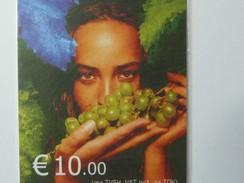 Kosovo - First Issue Chip - 10 Euros - Grape Girl - Mint Blister - Kosovo