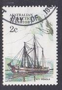 Australian Antarctic Territory  S 38 1979-1982 Definitive Ships 2c Penola Used