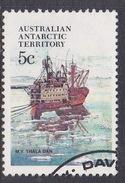 Australian Antarctic Territory  S 39 1979-1982 Definitive Ships 5c Thala Dan Used