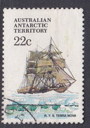 Australian Antarctic Territory  S 44  1979-1982 Definitive Ships 22c Terra Nova Used