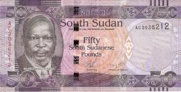 SOUDAN Du SUD   50 Pounds   ND (2011)   P. 9 - Soudan Du Sud