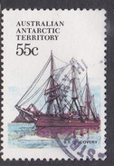 Australian Antarctic Territory  S 51 1979-1982 Definitive Ships 55c Discovery Used - Australian Antarctic Territory (AAT)