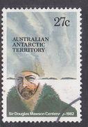 Australian Antarctic Territory  S 53 1982 Mawson 27c View Used