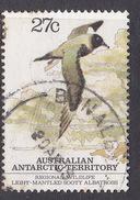 Australian Antarctic Territory  S 55 1983 Regional Wildlife 27c Albatros Used