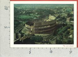 CARTOLINA VG ITALIA - ROMA - Colosseo - Veduta Aerea - 11 X 16 - ANN. 1986 - Colosseum
